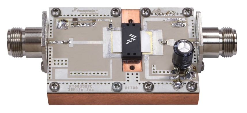 2400-2500 MHz Reference Circuit