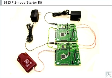 S12XF 2-node Starter Kit