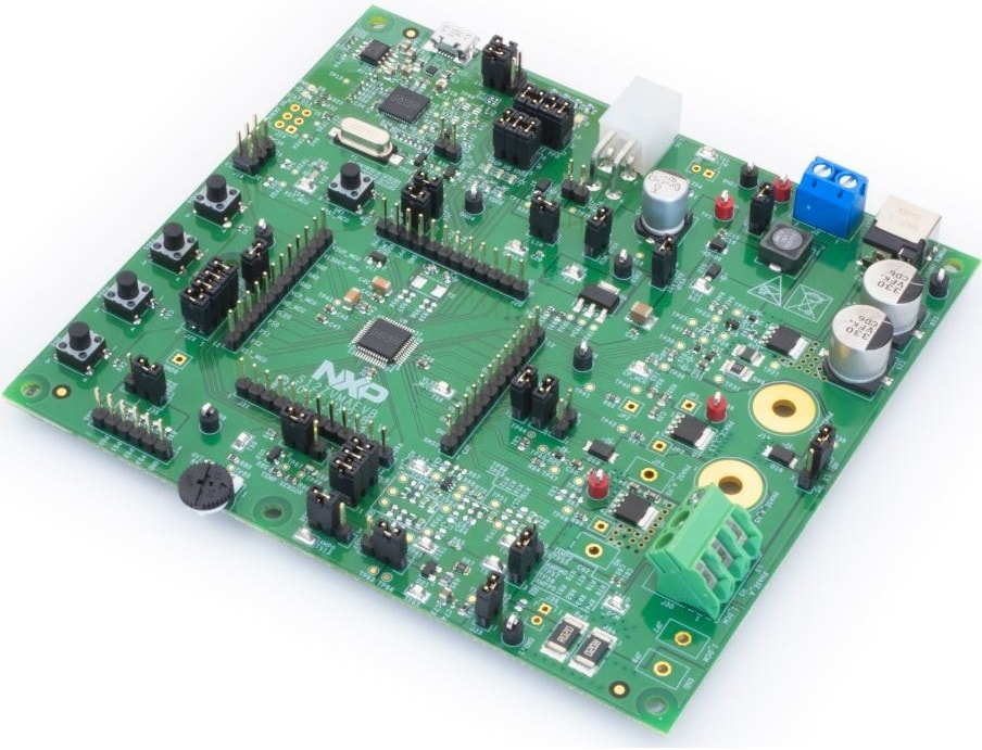 S12ZVMA Evaluation Board