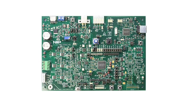 S12ZVMC256EVB : S12ZVMC256 Evaluation Board thumbnail