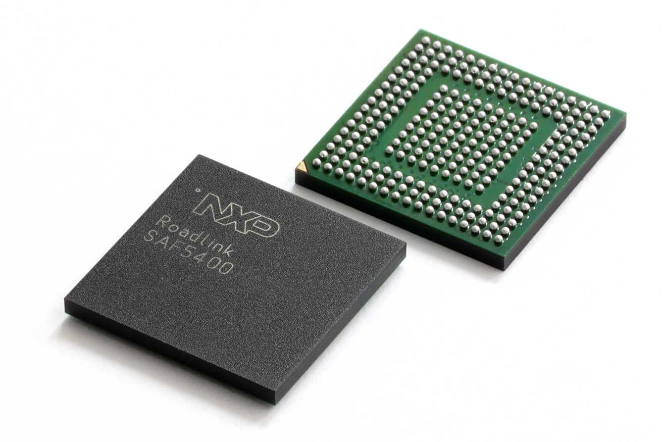 SAF5400 Single Chip Modem for V2X