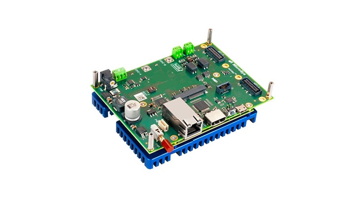SBC-S32V234 Evaluation Board