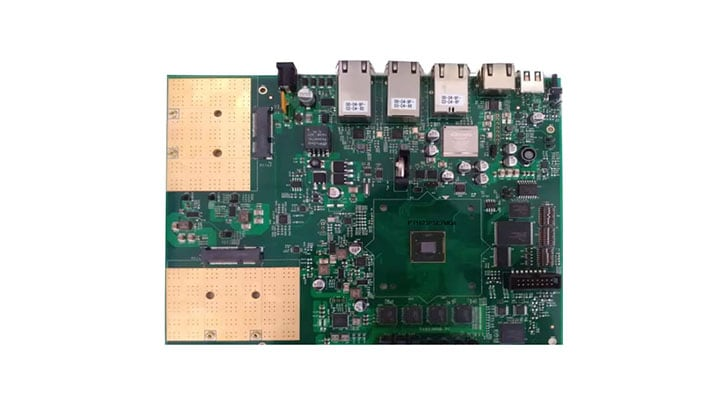 QorIQ<sup>&#174;</sup> T1023 Development Board Image