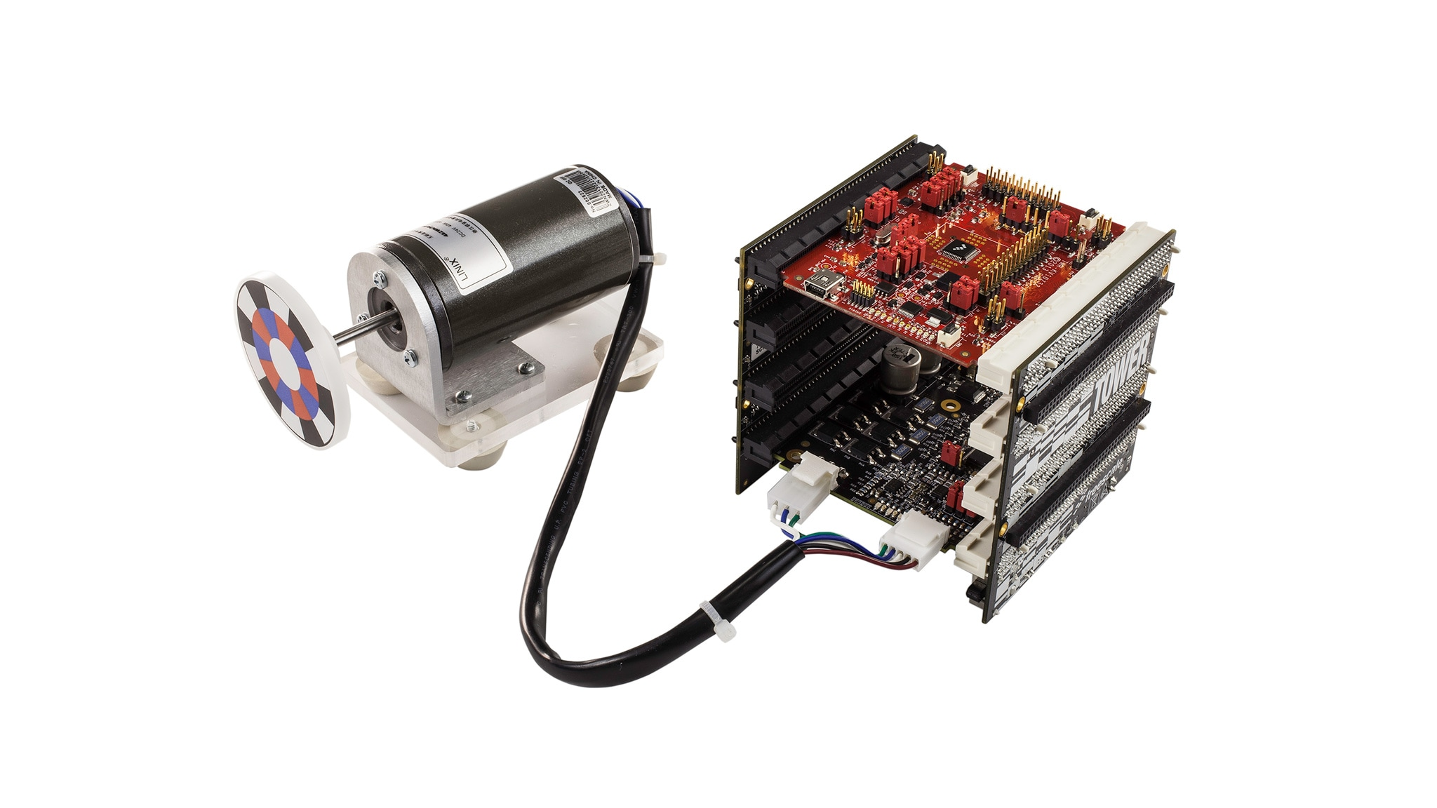 3 phase brushless dc motor control design nxp