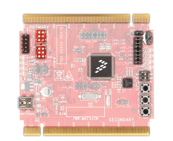 TWR-MCF51CN Evaluation Board