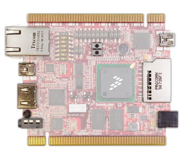 Freescale Tower TWR-MPC5125 Evaluation Board
