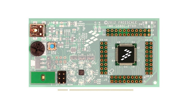 Freescale Tower TWR-S08DC-PT60 Evaluation Board