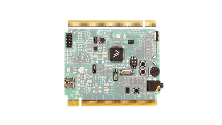 TWR-S08JE128 Evaluation Board