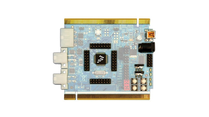 TWR-S12G64 : MC9S12GN32 Ultra Reliable 16-bit Tower System Module thumbnail