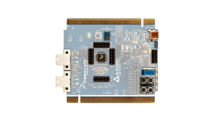 TWR-S12GN32 : MC9S12GN32 Ultra Reliable 16-bit Tower<sup&gt;&amp;#174;</sup&gt; System Module thumbnail