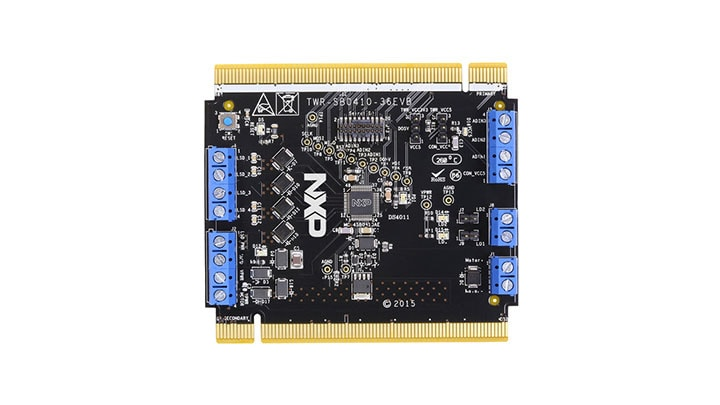 Tower Board - SB0410, Quad Valve/Pump Controller SoC Image