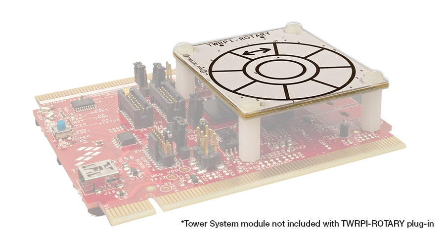 Tower TWRPI-ROTARY Block Diagram