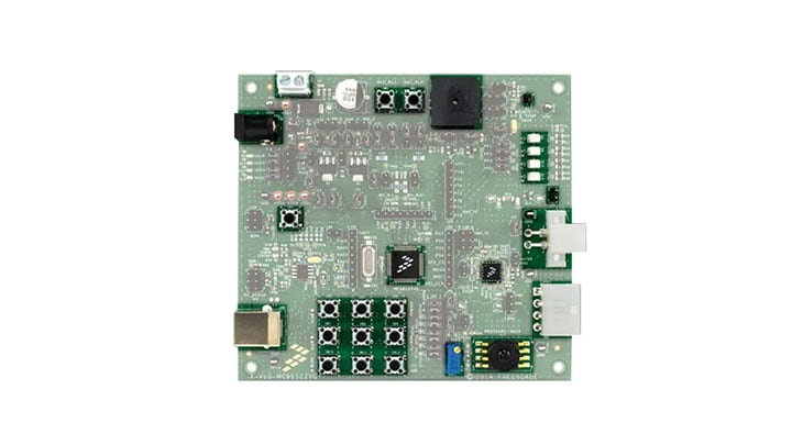 VLG-MC9S12ZVC : S12ZVC 16-bit Mixed Signal MagniV MCU Evaluation Board thumbnail