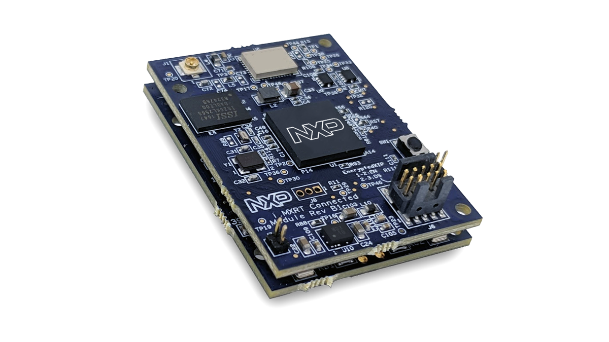 i.MX RT with Alexa Built-in MCU-based Solution for AVS