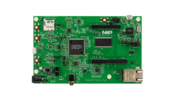i.MX RT1024 Evaluation Kit Image