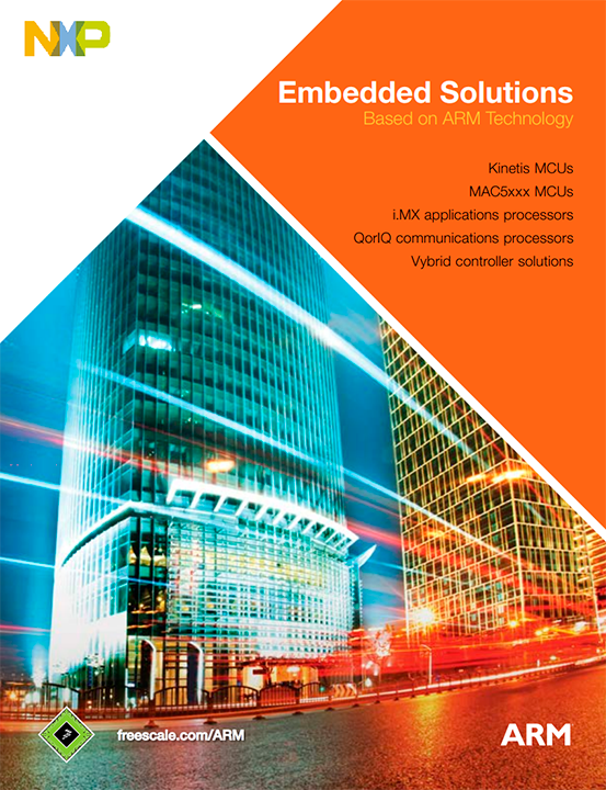 Freescale Embedded Solutions Based on ARM Technology Guide