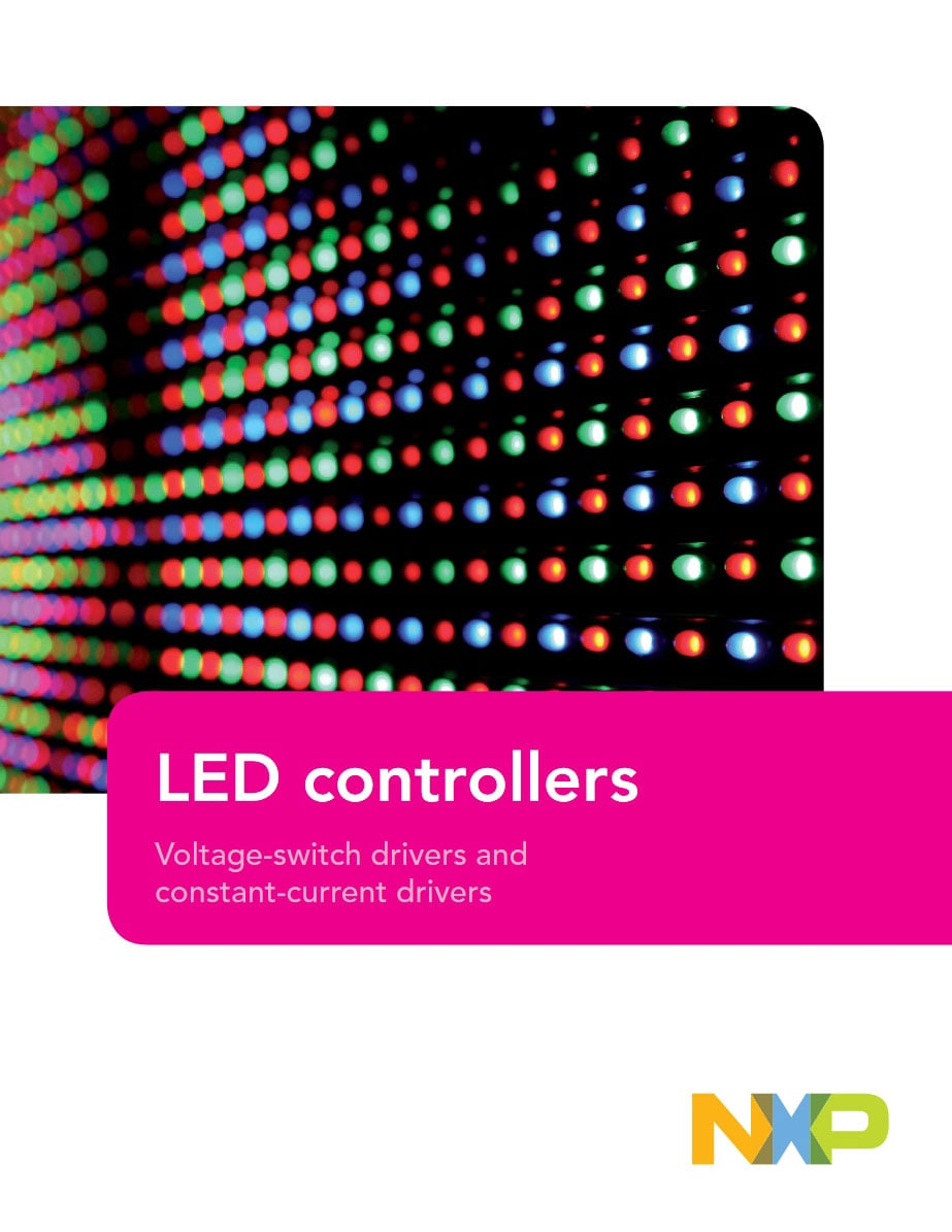LED Controllers Brochure Image