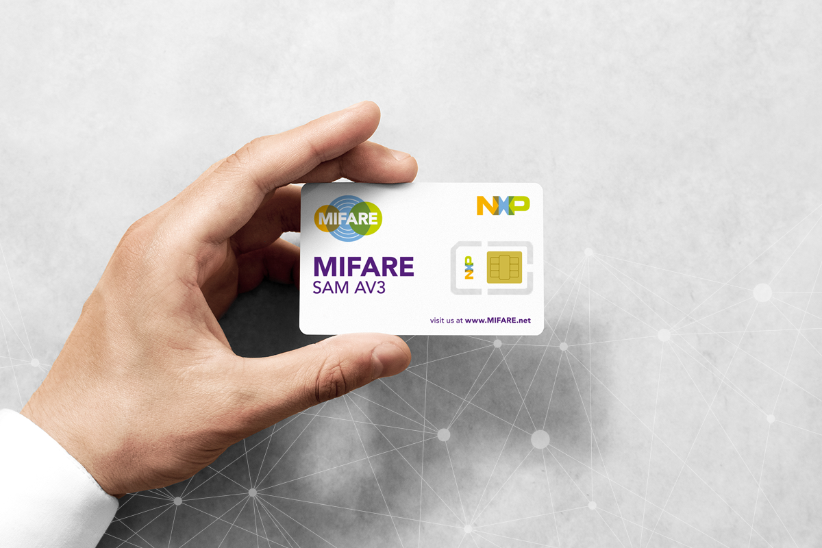 Meet the new MIFARE SAM AV3 Image.