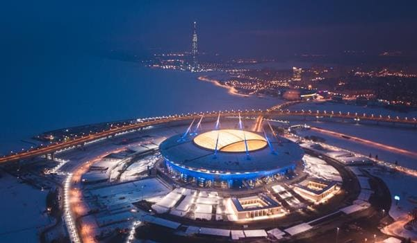 NXP Delivers Smart Stadium Experience to 2018 FIFA World Cup Russia Finals