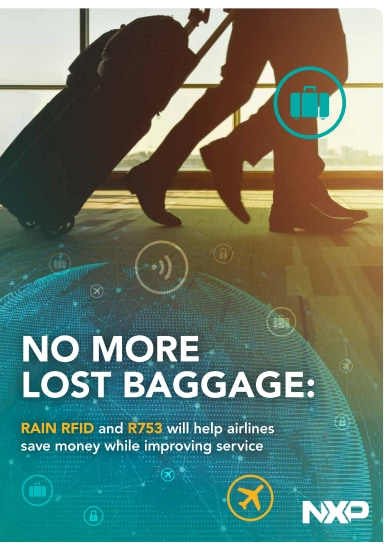 No more lost baggage
