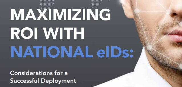 Brochure - Maximizing ROI with national eIDs