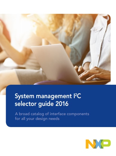 Catalog of System Management and I2C 2016