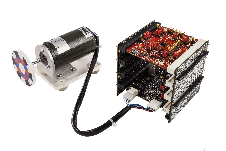 3-Phase Brushless DC Motor Control Design   NXP