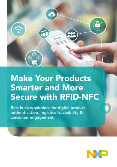 Make Your Products Smarter and More Secure with RFID- NFC