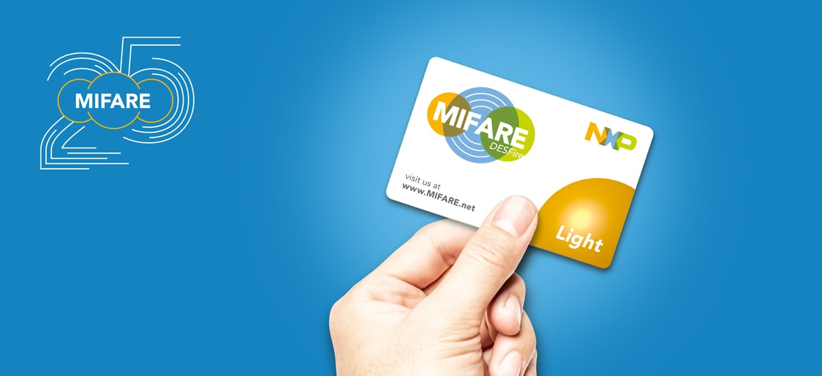 New MIFARE DESFire Light IC