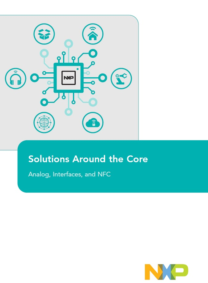 Solutions Around the Core – Analog, Interfaces and NFC