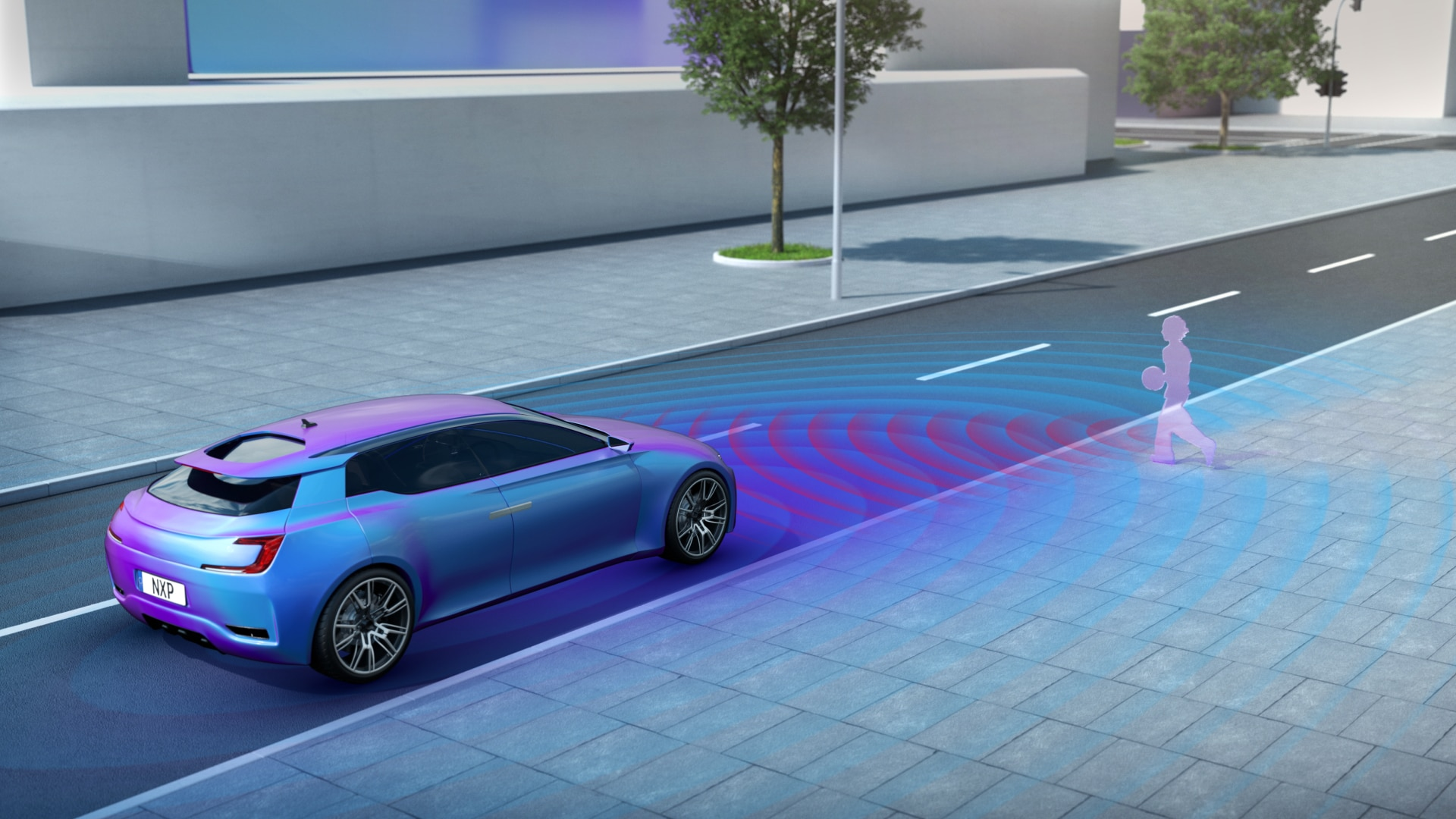 ADAS and Highly Automated Driving | NXP