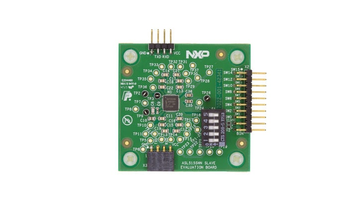ASL5015EVBSLAV : MLC ASL5015SHN Evaluation / Development board thumbnail