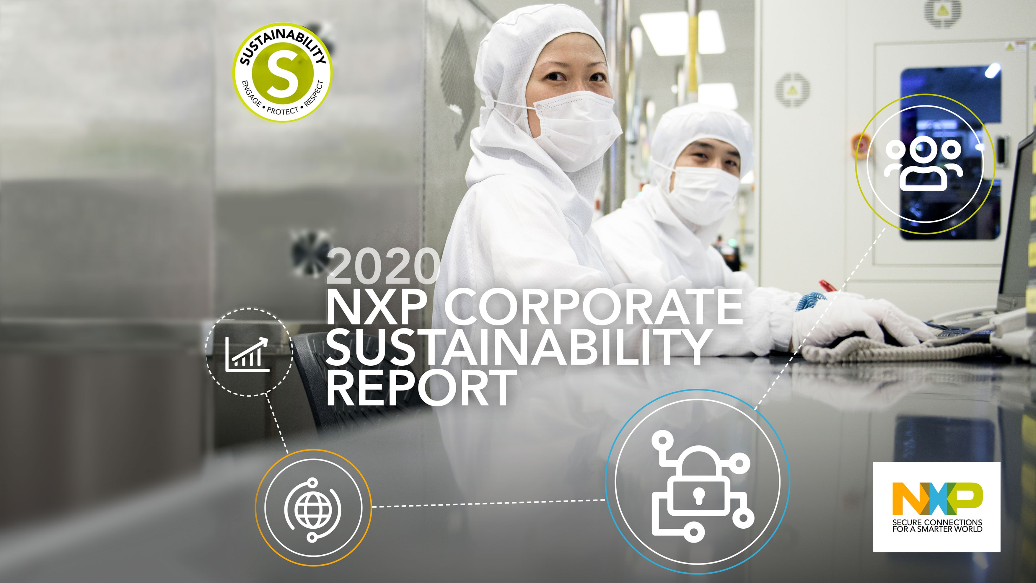 Corporate Sustainability Report Image