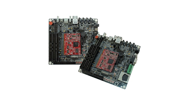 EA LPC1788 Evaluation Board