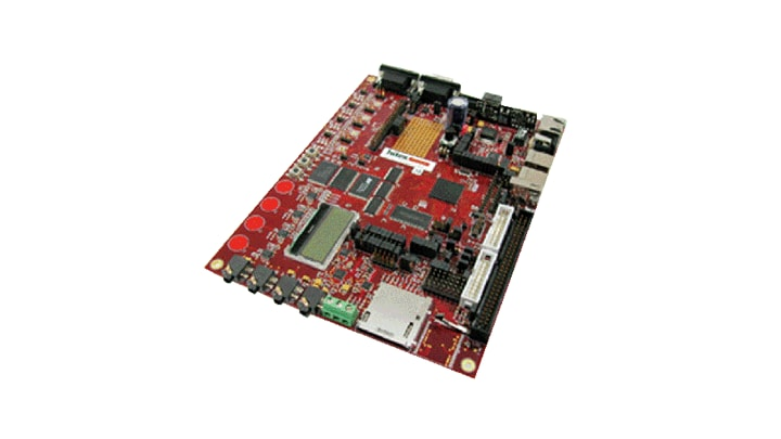 Hitex LPC4350 Evaluation board