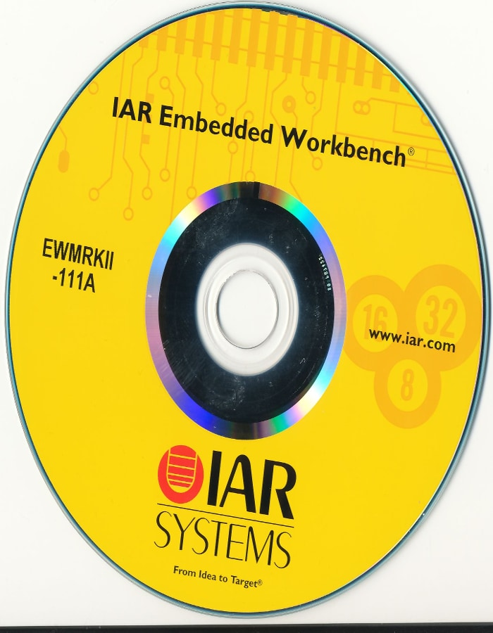 "OM6714 SW Development Environment ""IAR EWMRKII"""