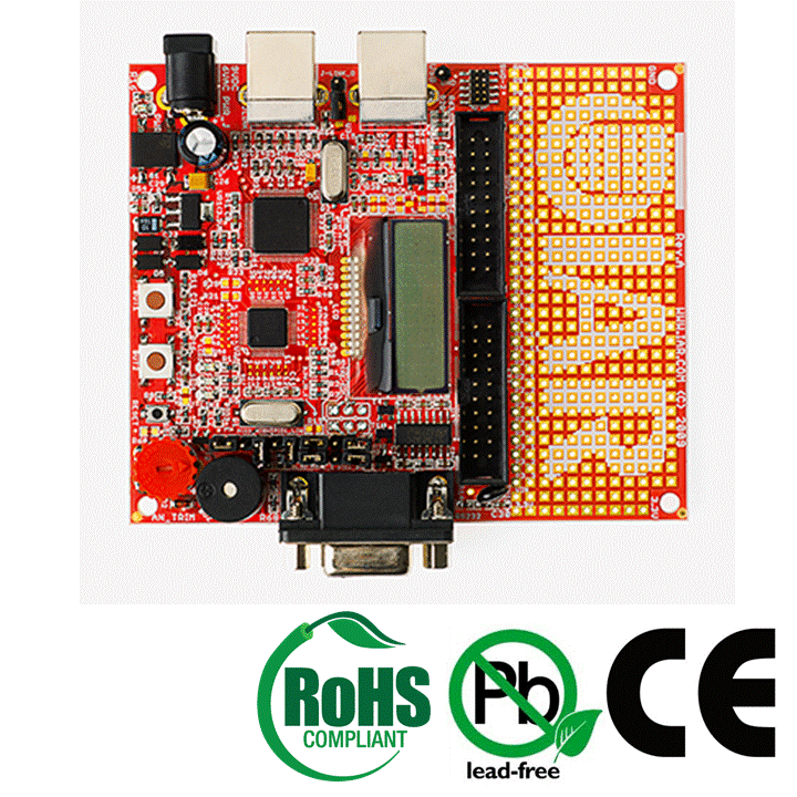OM11040 : IAR LPC1343 Evaluation Board thumbnail