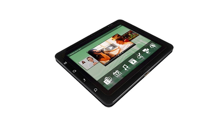 SABRE Platform for Tablets based on i.MX53