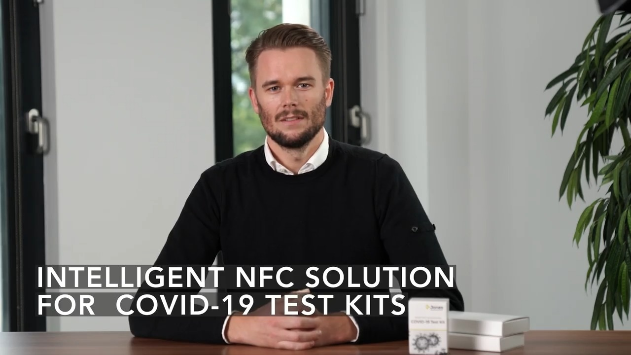 Intelligent NFC Solution for Covid 19