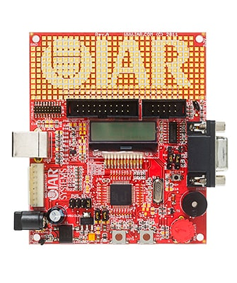 OM13034 : IAR KickStart Kit Featuring NXP Semiconductors LPC1347 MCU thumbnail