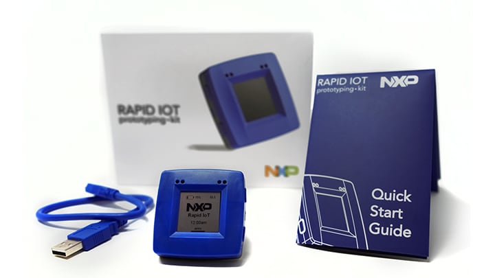 IOT-PROTOTYPING : NXP Rapid IoT Prototyping Kit thumbnail
