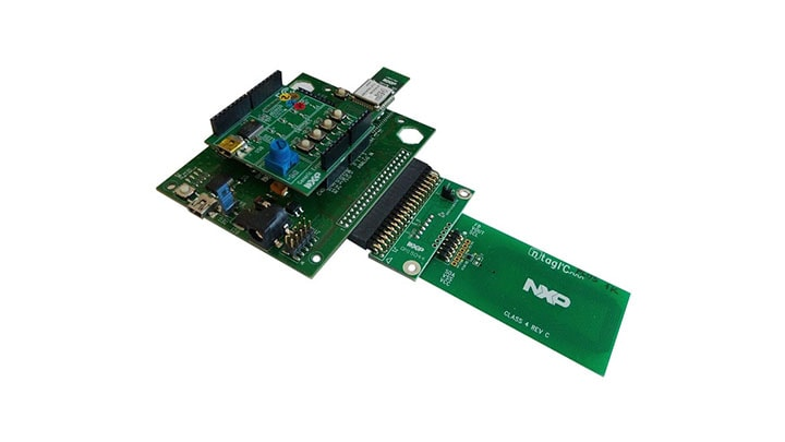 ZigBee Generic Node with NTAG<sup&gt;&amp;#174;</sup&gt; I&amp;#178;C Antenna Board