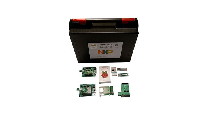 JN5169HA : ZigBee Evaluation Kit with NFC Commissioning thumbnail