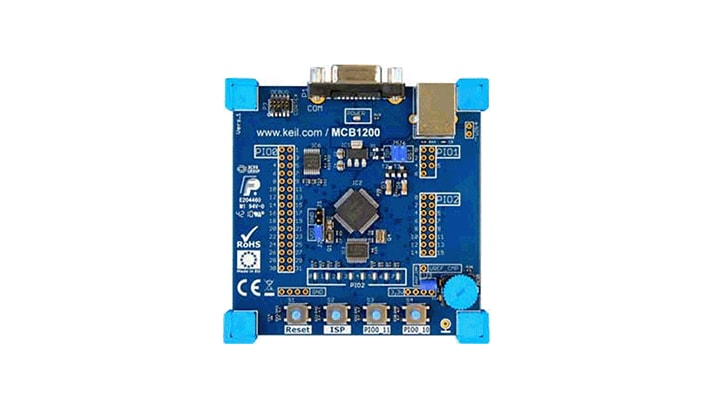 OM13011 : Keil LPC1227 Evaluation Board thumbnail