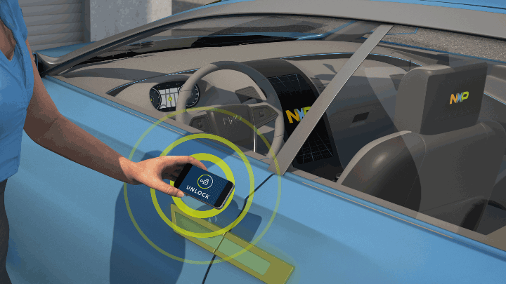 Develop automotive NFC applications for embedded systems