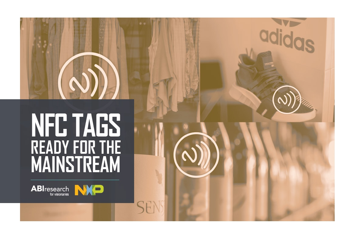 NFC Tags Ready for the Mainstream Image