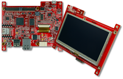 LPC4088 Display Module