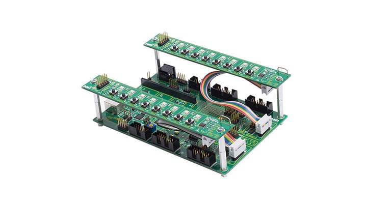 I2C Fm+ Development Board Kit OM13320