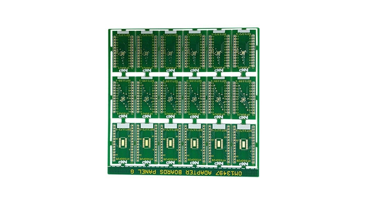 OM13497 : Surface Mount to DIP Evaluation Board  thumbnail