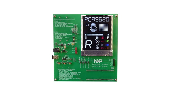 OM13500 : PCA9620 evaluation board  thumbnail